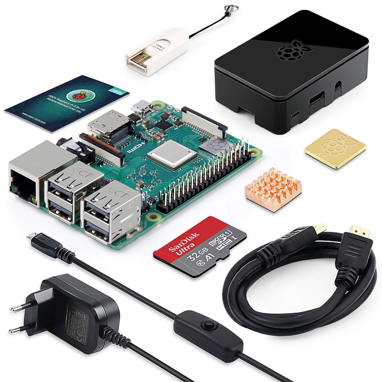Componentele calculatorului Raspberry Pi