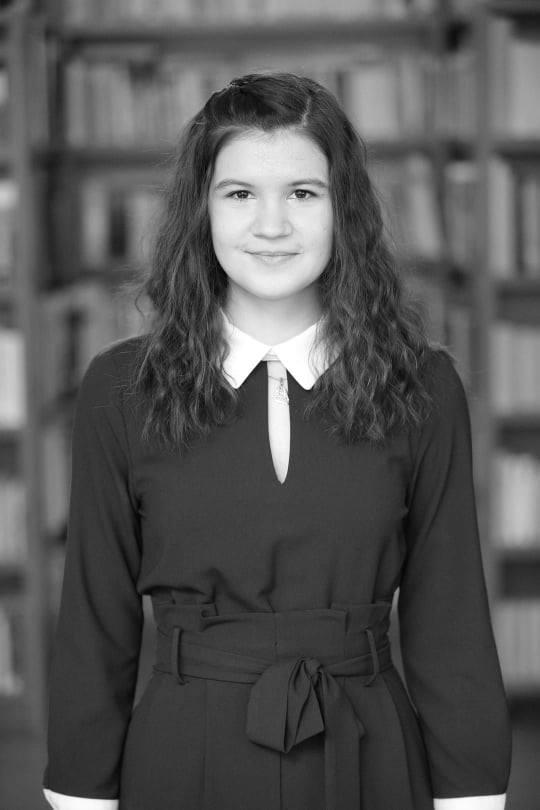Alexia Carson, mentor TeachU