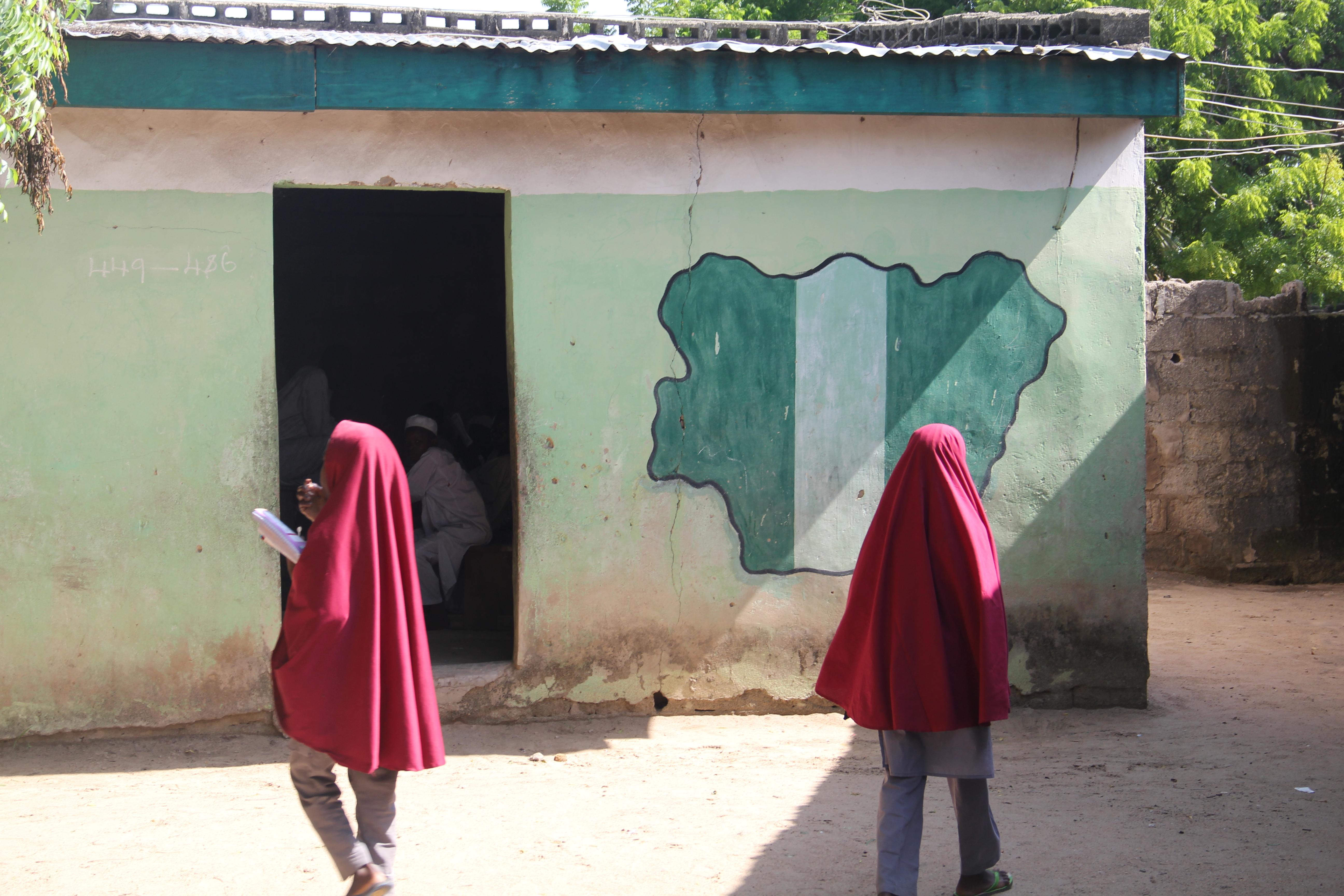 Eleve nigeriene