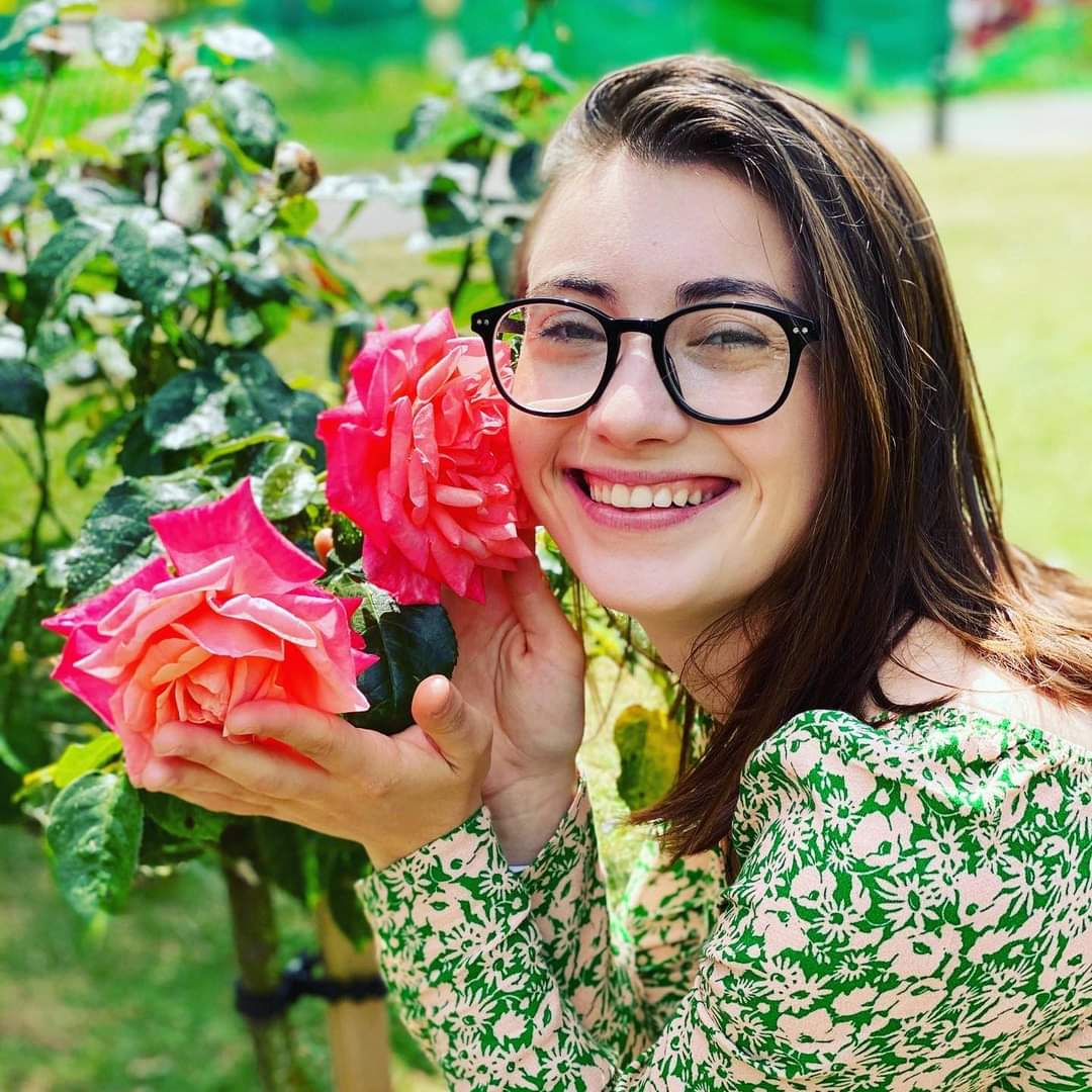 Irina Campanu studenta la Criminologie