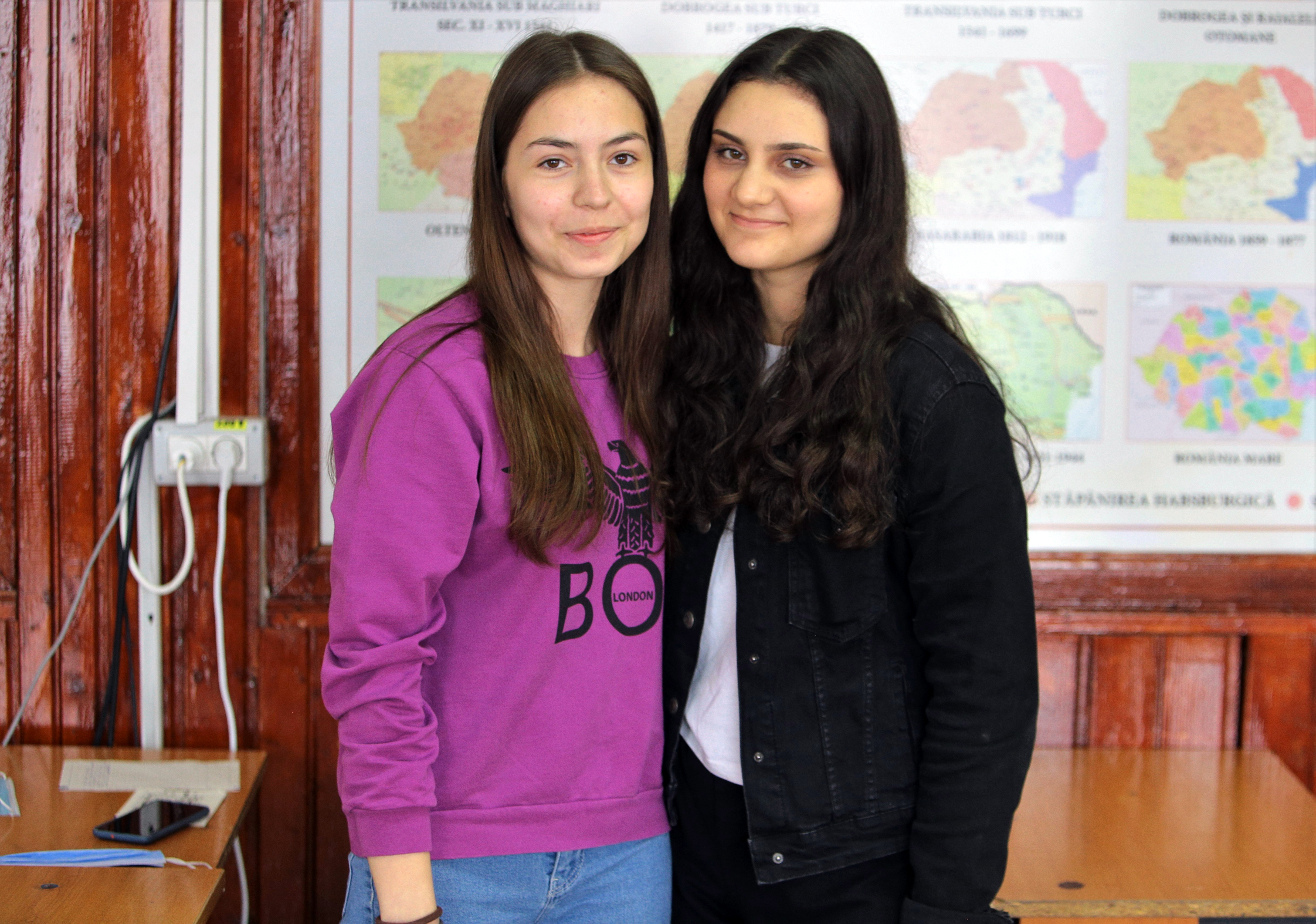 Maria și Casandra