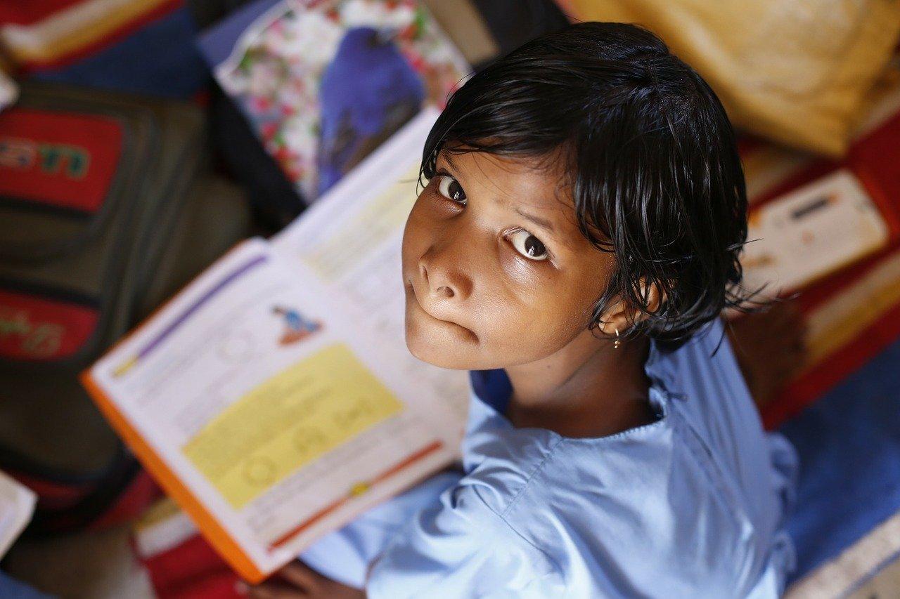 Școala salvează viața copiilor din India