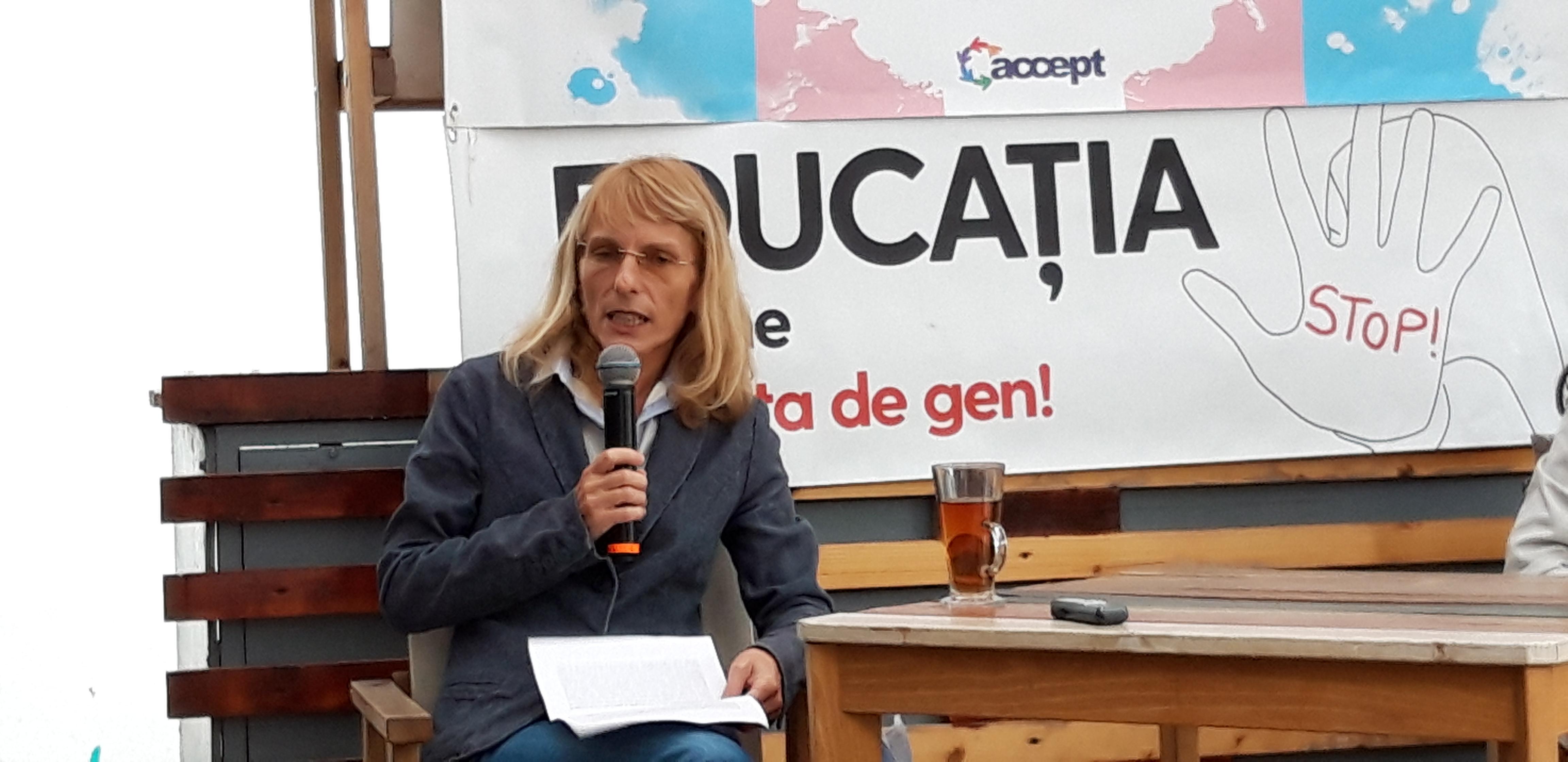 Profesoara universitara Ionela Băluță